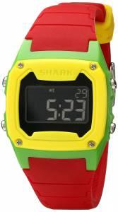 [フリースタイル]Freestyle 腕時計 Shark Classic Digital Yellow Green Case Watch 101807 ユニセックス [並行輸入品]