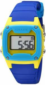 [フリースタイル]Freestyle 腕時計 Shark Classic Digital Yellow Blue Case Watch 101806 ユニセックス [並行輸入品]