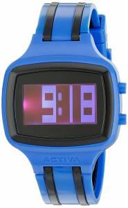 [インヴィクタ]Invicta Activa By Black Digital Dial Dark Blue and Black Polyurethane AA400-003