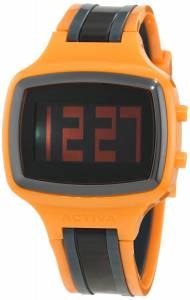 [インヴィクタ]Invicta Activa By Black Digital Dial Orange, Charcoal Grey and Black AA400-015
