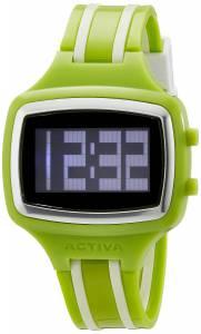 [インヴィクタ]Invicta 腕時計 Activa By Watch with Green and White Band AA401-005 ユニセックス [並行輸入品]