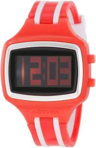 [インヴィクタ]Invicta 腕時計 Activa By Watch with Orange and White Striped Band AA401-007 ユニセックス [並行輸入品]