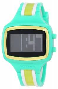 [インヴィクタ]Invicta 腕時計 Activa By Watch with Striped Aqua Band AA401-015 ユニセックス [並行輸入品]