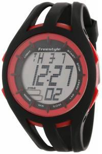 [フリースタイル]Freestyle 腕時計 Condition Round Digital Red 101805 ユニセックス [並行輸入品]
