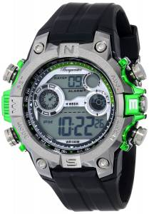 [ブルゲルマイスター]Burgmeister 腕時計 Digital Power Alarm Chronograph Watch BM800-112D メンズ [並行輸入品]