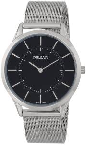 [パルサー]Pulsar 腕時計 SilverTone Watch with Mesh Bracelet PTA499X メンズ [並行輸入品]