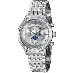 [モーリス ラクロア]Maurice Lacroix Les Classiqu Silver Chronograph Dial LC1148-SS002131