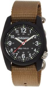 [ベルトゥッチ] bertucci Bertucci Men's Analog Display Analog Quartz Beige Watch 11017