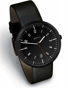 [ボッタデザイン]Botta-Design 腕時計 TRES 40mm BLACK EDITION Watch by BottaDesign, 249010BE メンズ [並行輸入品]