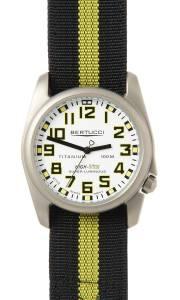 [ベルトゥッチ]bertucci 腕時計 Super Luminous High Viz White Dial Watch 13417 13417.0 メンズ [並行輸入品]
