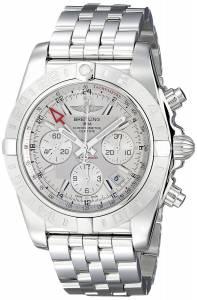 [ブライトリング]Breitling 腕時計 Analog Display Swiss Automatic Silver Watch AB042011-G745 メンズ [並行輸入品]
