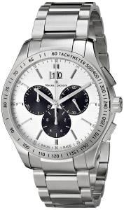 [モーリス ラクロア]Maurice Lacroix 腕時計 Miros Stainless Steel Watch MI1028-SS002-130 メンズ [並行輸入品]