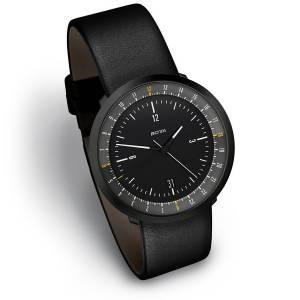 [ボッタデザイン]Botta-Design 腕時計 MONDO BLACK EDITION, Dual Timer Watch by Botta Design 269010BE メンズ [並行輸入品]