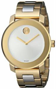[モバード]Movado 腕時計 Bold TwoTone Stainless Steel Bracelet Watch 3600129 レディース [並行輸入品]