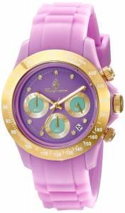 [ブルゲルマイスター]Burgmeister 腕時計 Florida Analog Chronograph Watch BM514-990A レディース [並行輸入品]