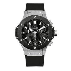 [ウブロ]Hublot 腕時計 Big Bang Evolution Black Carbon Fiber Dial Automatic 301.SM.1770.GR メンズ [並行輸入品]