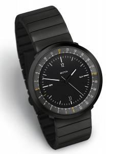 [ボッタデザイン]Botta-Design MONDO Black Edition Dual Timer Watch by Botta Design , 269011BE