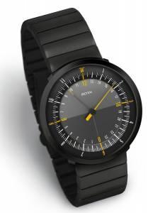 [ボッタデザイン]Botta-Design 腕時計 DUO 24 Black Edition Watch by Botta Design , 259011BE メンズ [並行輸入品]