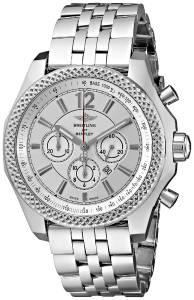 [ブライトリング]Breitling 腕時計 Analog Display Swiss Automatic Silver Watch A4139021-G754 メンズ [並行輸入品]