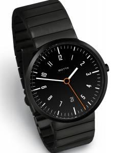 [ボッタデザイン]Botta-Design 腕時計 TRES 40mm BLACK EDITION Watch by , 249011BE メンズ [並行輸入品]