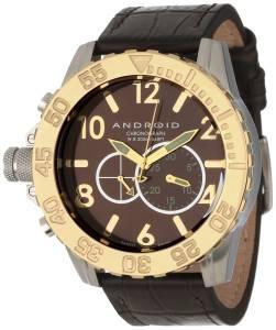 [アンドロイド]Android 腕時計 Lefty Chronograph Rotating Bezel Watch AD642AGBN メンズ [並行輸入品]