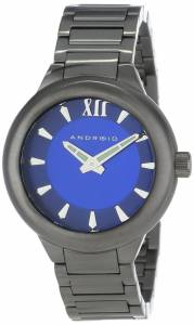 [アンドロイド]Android 腕時計 Radius Gunmetal Analog JapaneseQuartz Grey Watch AD669BKBU ユニセックス [並行輸入品]