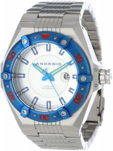 [アンドロイド]Android 腕時計 DM Enterprise Analog JapaneseAutomatic Silver Watch AD629BBUS メンズ [並行輸入品]