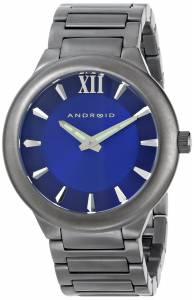 [アンドロイド]Android 腕時計 Radius Analog JapaneseQuartz Grey Watch AD668BKBU メンズ [並行輸入品]