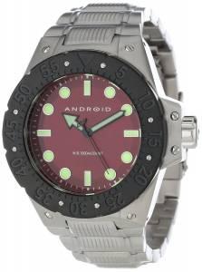 [アンドロイド]Android 腕時計 IonPlated Black UniDirectional Rotating Bezel Watch AD626BKR メンズ [並行輸入品]
