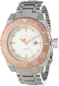 [アンドロイド]Android 腕時計 Silverjet Analog JapaneseAutomatic Silver Watch AD656BRS メンズ [並行輸入品]