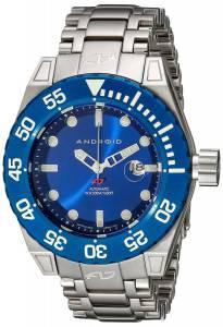 [アンドロイド]Android 腕時計 Silverjet Analog JapaneseAutomatic Silver Watch AD656BBU メンズ [並行輸入品]