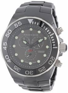 [アンドロイド]Android 腕時計 Hercules Analog SwissQuartz Black Watch AD570AKGY メンズ [並行輸入品]