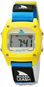 [フリースタイル]Freestyle Shark Fast Strap Retro 80's Digital Multicolored Watch with 102242