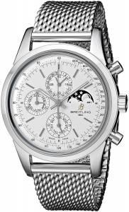 [ブライトリング]Breitling 腕時計 Analog Display Swiss Automatic Silver Watch A1931012-G750 メンズ [並行輸入品]