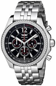 [ブライトリング]Breitling 腕時計 Analog Display Swiss Automatic Silver Watch A4139024-BB82 メンズ [並行輸入品]