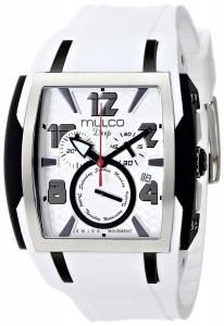 [マルコ]MULCO 腕時計 Analog Display Swiss Quartz White Watch MW1-13186-015 ユニセックス [並行輸入品]
