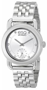 [イーエスキューモバード]ESQ Movado 腕時計 ESQ by Movado Classica Stainless Steel Watch 07101410 レディース [並行輸入品]