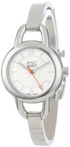 [イーエスキューモバード]ESQ Movado 腕時計 ESQ by Movado Status Stainless Steel Bangle Watch 07101418 レディース [並行輸入品]