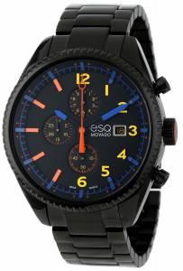 [イーエスキューモバード]ESQ Movado 腕時計 ESQ by Movado Catalyst Black PVD Watch 07301452 メンズ [並行輸入品]