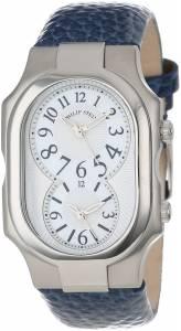 [フィリップ ステイン]Philip Stein Signature Stainless Steel Watch with Blue 2-NFMOP-CGRBL