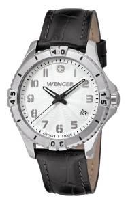 [ウェンガー]Wenger 腕時計 Squadron Quartz Watch with Silver 010121106 レディース [並行輸入品]