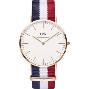 [ダニエル ウェリントン]Daniel Wellington 腕時計 Watch Classic Cambridge Rose gold 0103DW [並行輸入品]