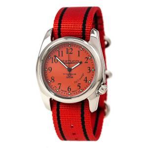 [ベルトゥッチ]bertucci 腕時計 A2T International Orange Watch with Polished Titanium Case 12063 [並行輸入品]