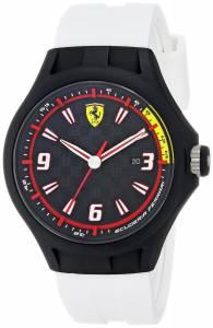 [フェラーリ]Ferrari 腕時計 Analog Display Japanese Quartz White Watch 0830004 メンズ [並行輸入品]