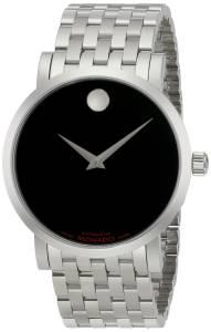 [モバード]Movado 腕時計 Red Label Automatic Stainless Steel Bracelet Watch 0606283 メンズ [並行輸入品]