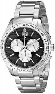 [モーリス ラクロア]Maurice Lacroix 腕時計 Miros Stainless Steel Watch MI1028-SS002-332 メンズ [並行輸入品]