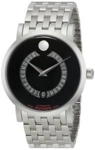 [モバード]Movado 腕時計 Red Label Automatic Stainless Steel Watch 0606284 メンズ [並行輸入品]