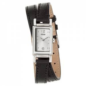 [コーチ]Coach 腕時計 Madison Quartz Watch 14501599 W1092 BLK WMN レディース [並行輸入品]
