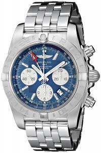 [ブライトリング]Breitling 腕時計 Analog Display Swiss Automatic Silver Watch AB042011-C851 メンズ [並行輸入品]