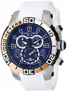 [マルコ]MULCO 腕時計 Analog Display Swiss Quartz White Watch MW1-74197-014 ユニセックス [並行輸入品]